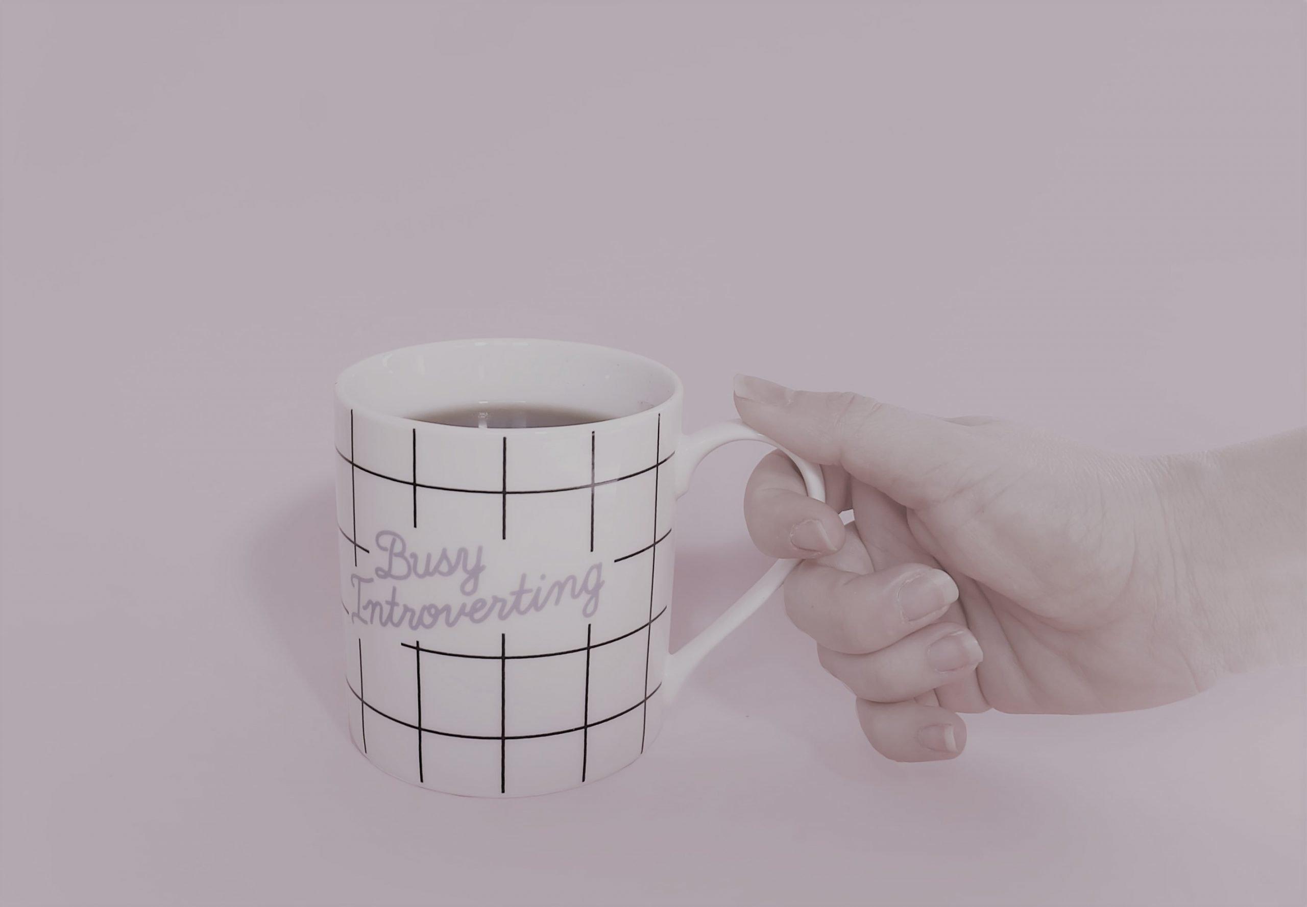 Busy Introverting Mug_Blog Image